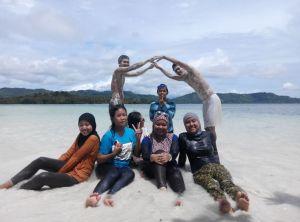 Paket Wisata Pulau Pahawang4