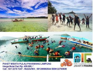 Pulau Pahawang Merge
